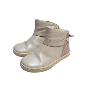 Tip Toey Joey Walkers Leather Booties